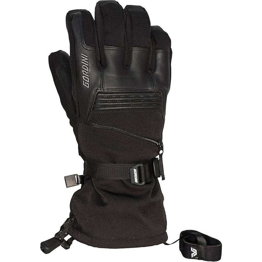 ゴルディーニ Gordini メンズ スキー・スノーボード グローブ GTX Storm Trooper II Glove 黒