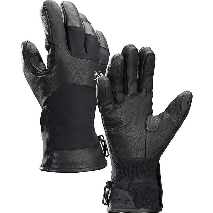 アークテリクス Arcteryx メンズ スキー・スノーボード グローブ Sabre Glove 黒