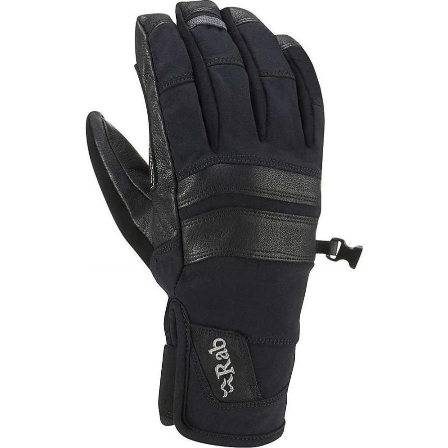 ラブ Rab メンズ グローブ スキー・スノーボード Vendetta Glove 黒
