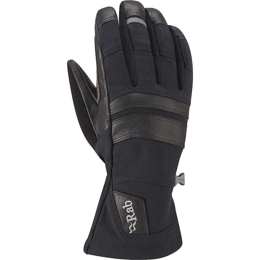 ラブ Rab メンズ グローブ スキー・スノーボード Vengeance Glove 黒
