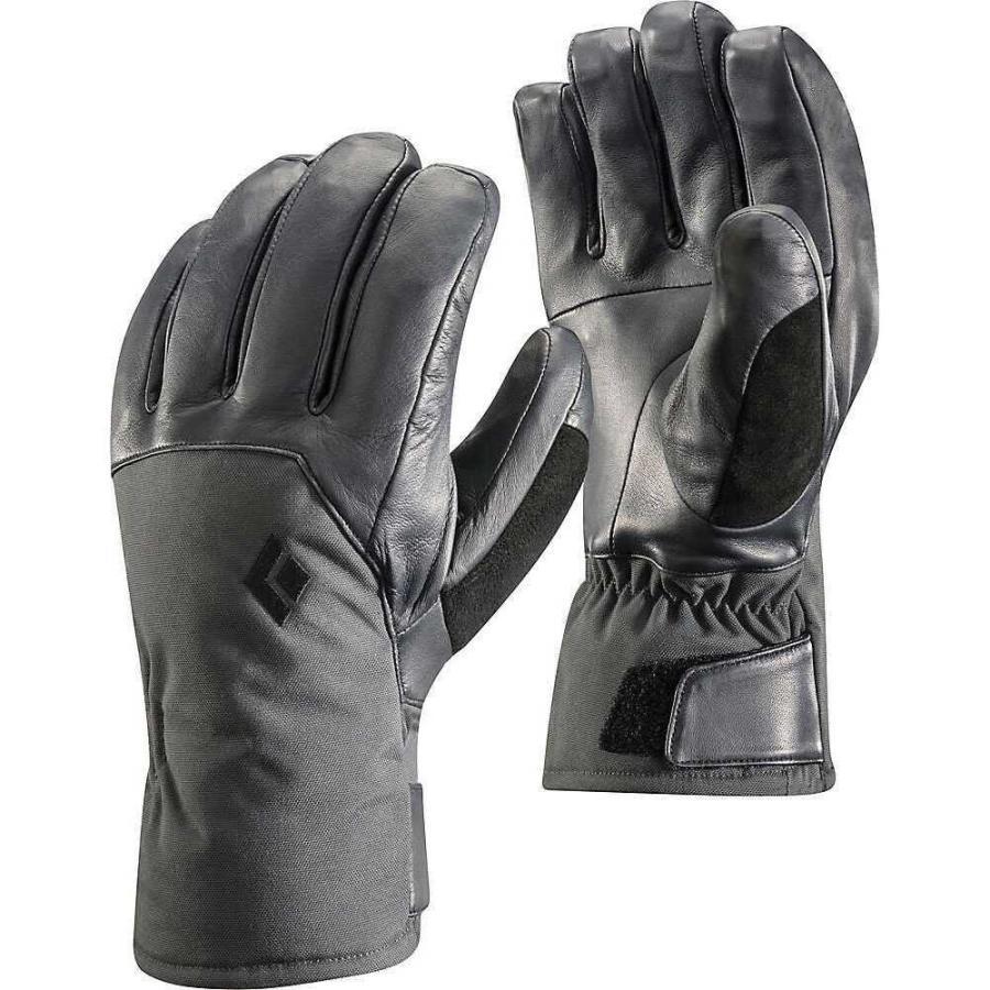 ブラックダイヤモンド 黒 Diamond レディース スキー・スノーボード グローブ Legend Glove Smoke