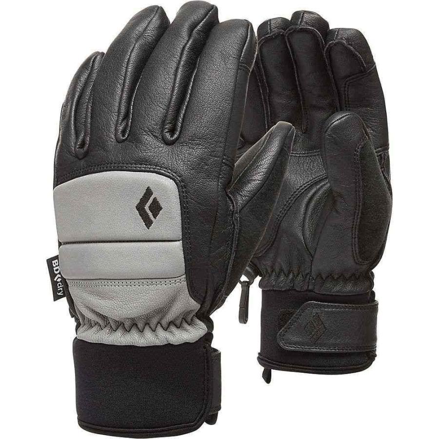 ブラックダイヤモンド 黒 Diamond レディース グローブ スキー・スノーボード Spark Glove Nickel