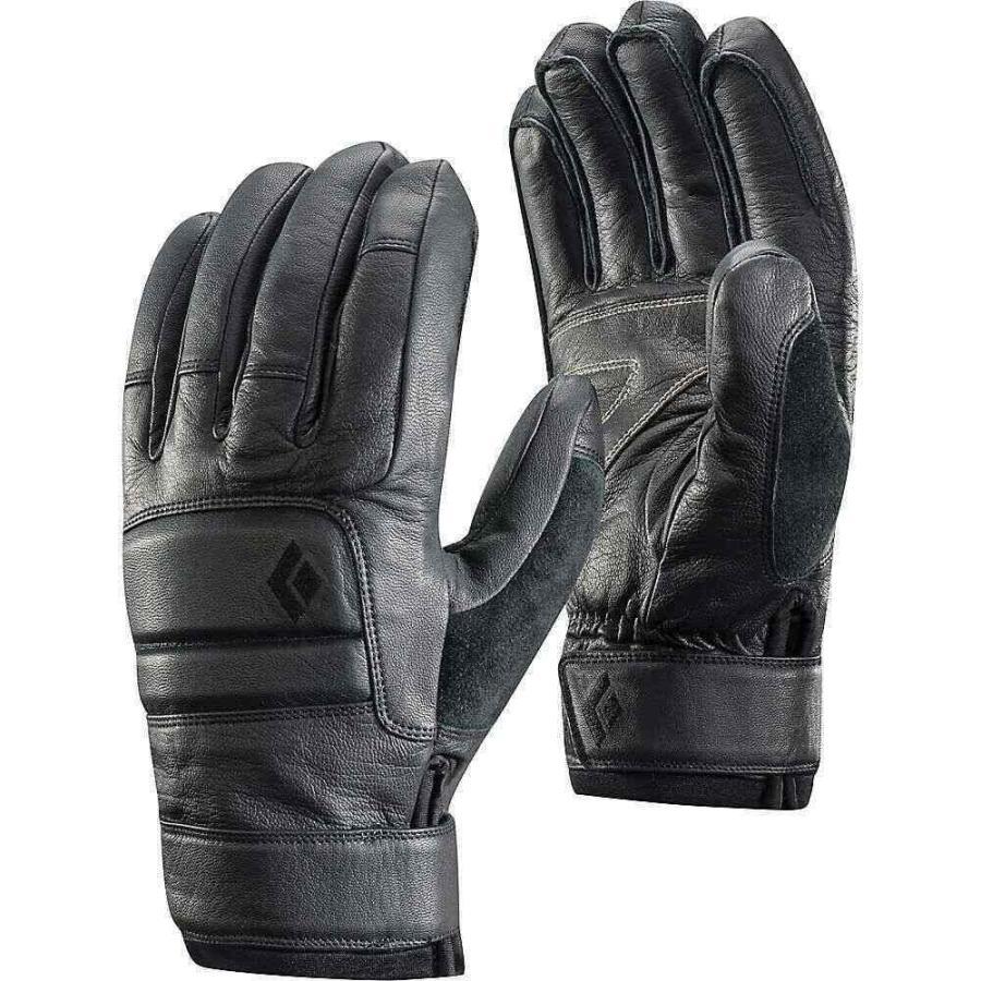 ブラックダイヤモンド 黒 Diamond メンズ スキー・スノーボード グローブ Spark Pro Glove Smoke