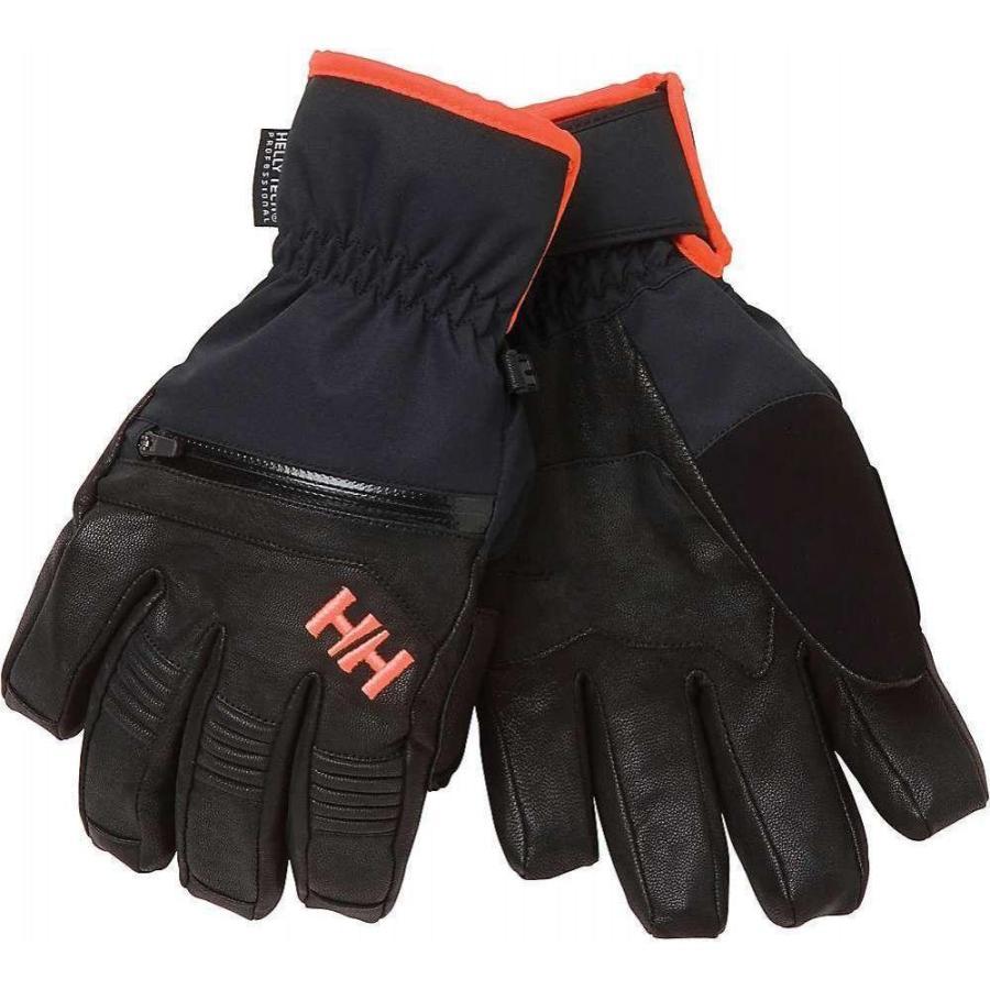 ヘリーハンセン Helly Hansen メンズ スキー・スノーボード グローブ Alpha Warm HT Glove 黒