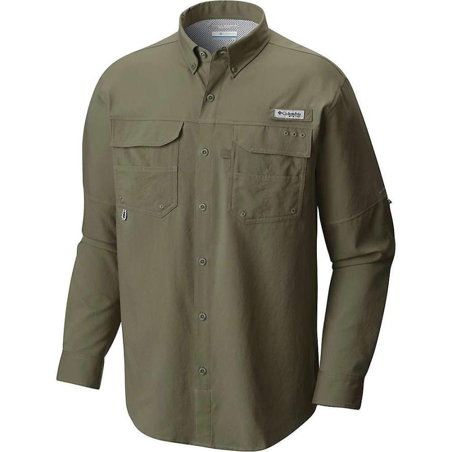 コロンビア Columbia メンズ トップス ハイキング・登山 Blood And Guts III LS Woven Shirt Cypress