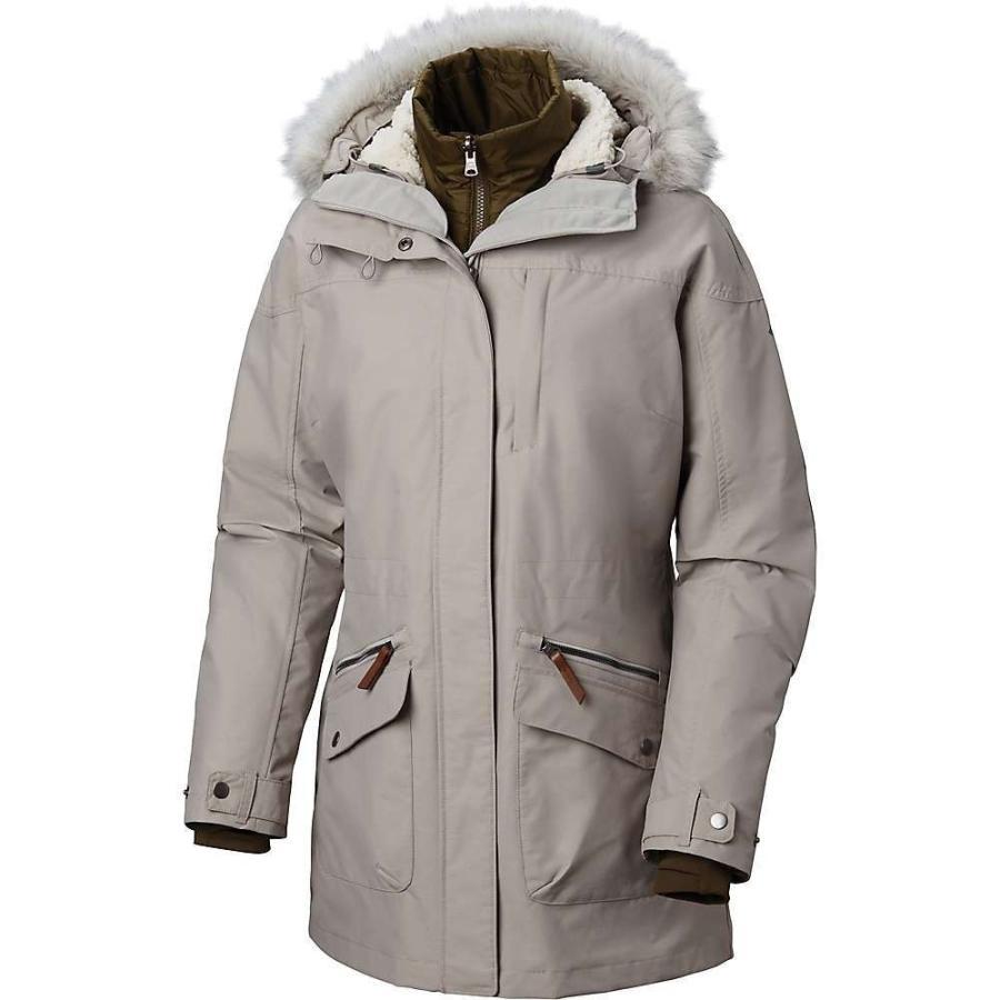 『5年保証』 コロンビア Columbia レディース スキー・スノーボード ジャケット アウター Carson Pass IC Jacket Flint Grey, カジキチョウ 5090b32e