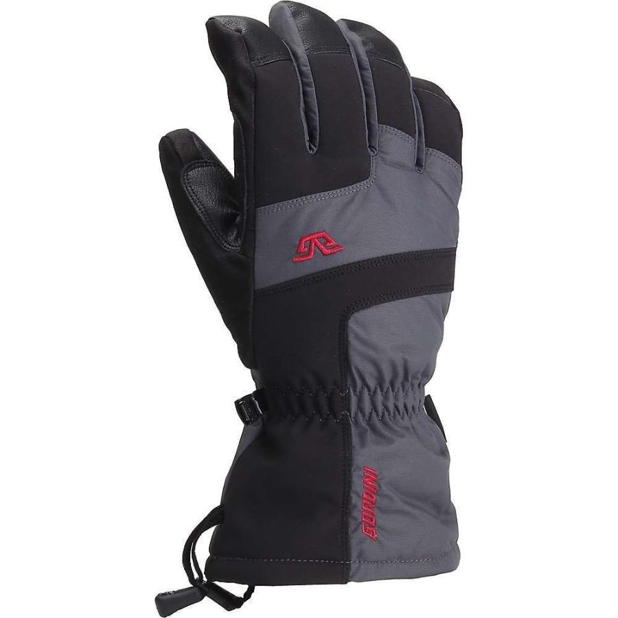 ゴルディーニ Gordini メンズ グローブ スキー・スノーボード Veil Gloves Gunmetal/黒