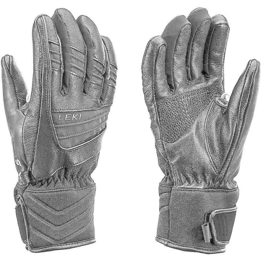 レキ Leki レディース グローブ スキー・スノーボード Griffin S Glove 黒