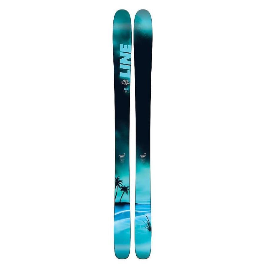 素晴らしい価格 ライン Line Skis Line メンズ スキー・スノーボード line ボード・板 line ski sick day 104 ski, むぎ屋さんが作った こだわり食品:09e4cd93 --- airmodconsu.dominiotemporario.com