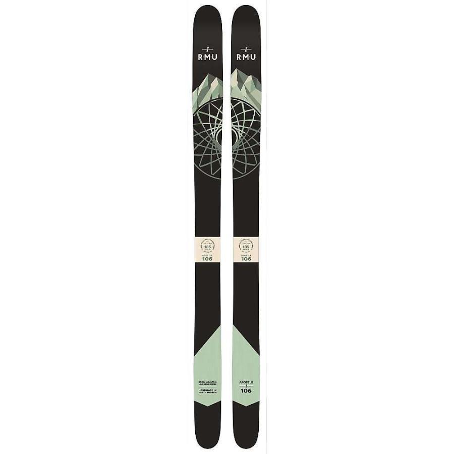 ロッキーマウンツ Rocky Mountain Underground メンズ ボード・板 スキー・スノーボード Apostle 106 Ski Wood