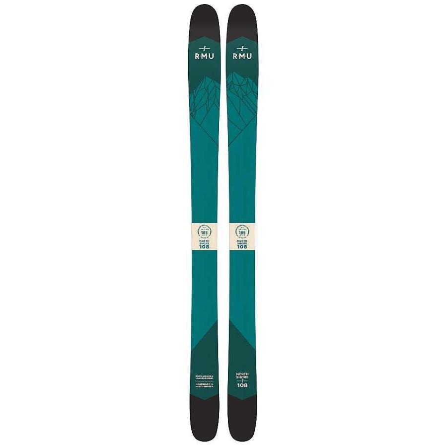 ロッキーマウンツ Rocky Mountain Underground メンズ ボード・板 スキー・スノーボード North Shore 108 Ski Wood