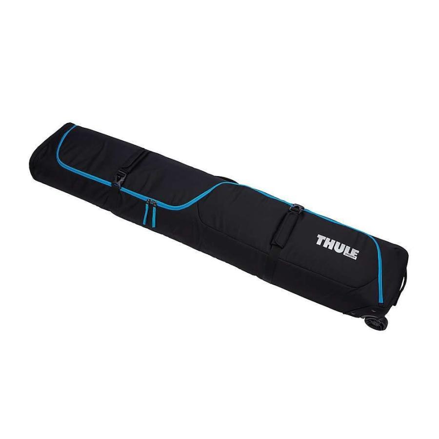 スーリー Thule ユニセックス スキー・スノーボード RoundTrip Ski Roller Bag 黒