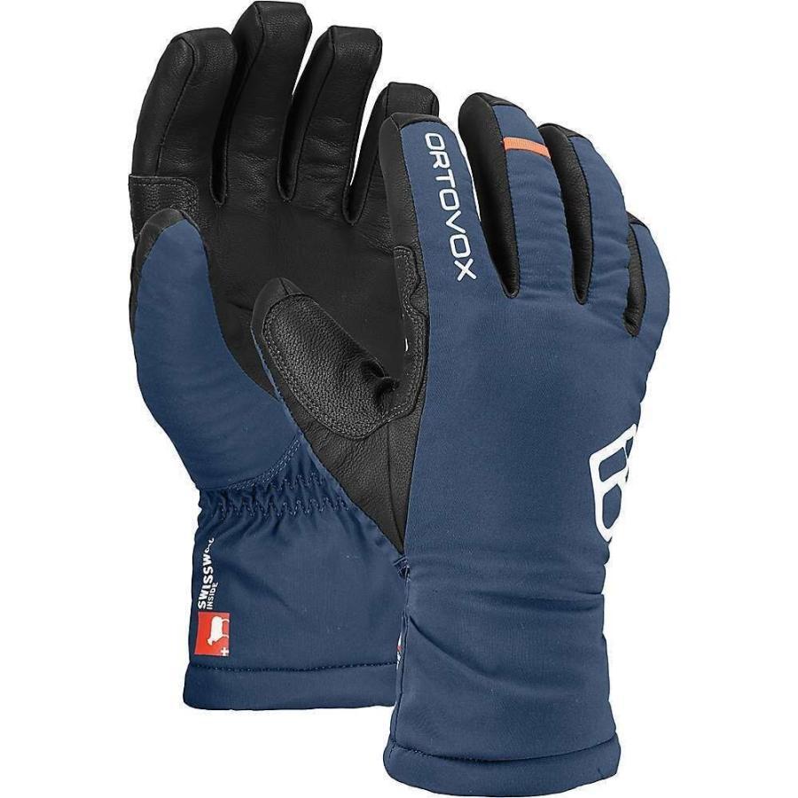 オルトボックス Ortovox メンズ スキー・スノーボード グローブ Swisswool Freeride Glove Night 青