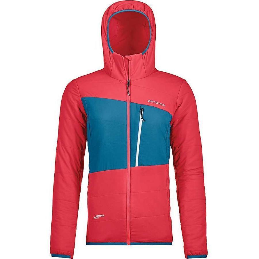 2019年新作入荷 オルトボックス Ortovox レディース スキー・スノーボード ジャケット アウター swisswool zebru jacket Hot Coral, でりかおんどる 6e47a0f6