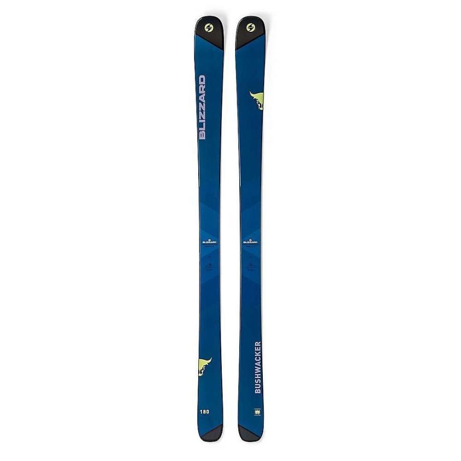 ブリザード Blizzard メンズ ボード・板 スキー・スノーボード Bushwacker Skis 青