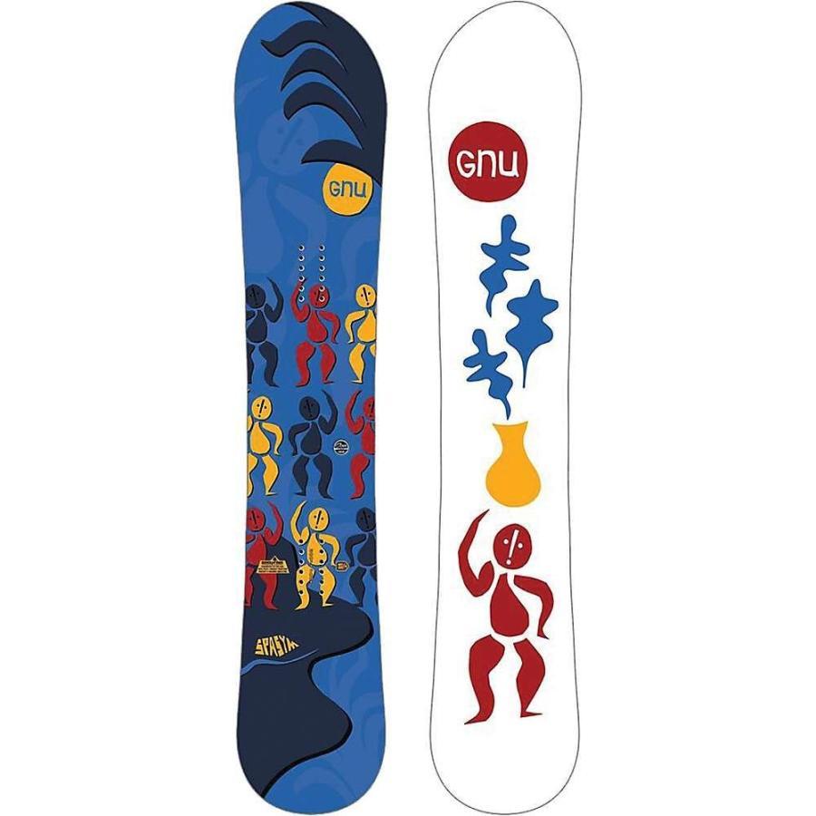グヌ Gnu メンズ ボード・板 スキー・スノーボード GNU Spasym Snowboard - Goofy