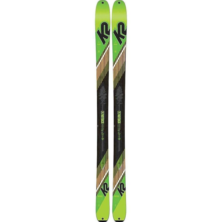 ケーツー K2 メンズ ボード・板 スキー・スノーボード Wayback 88 Ski