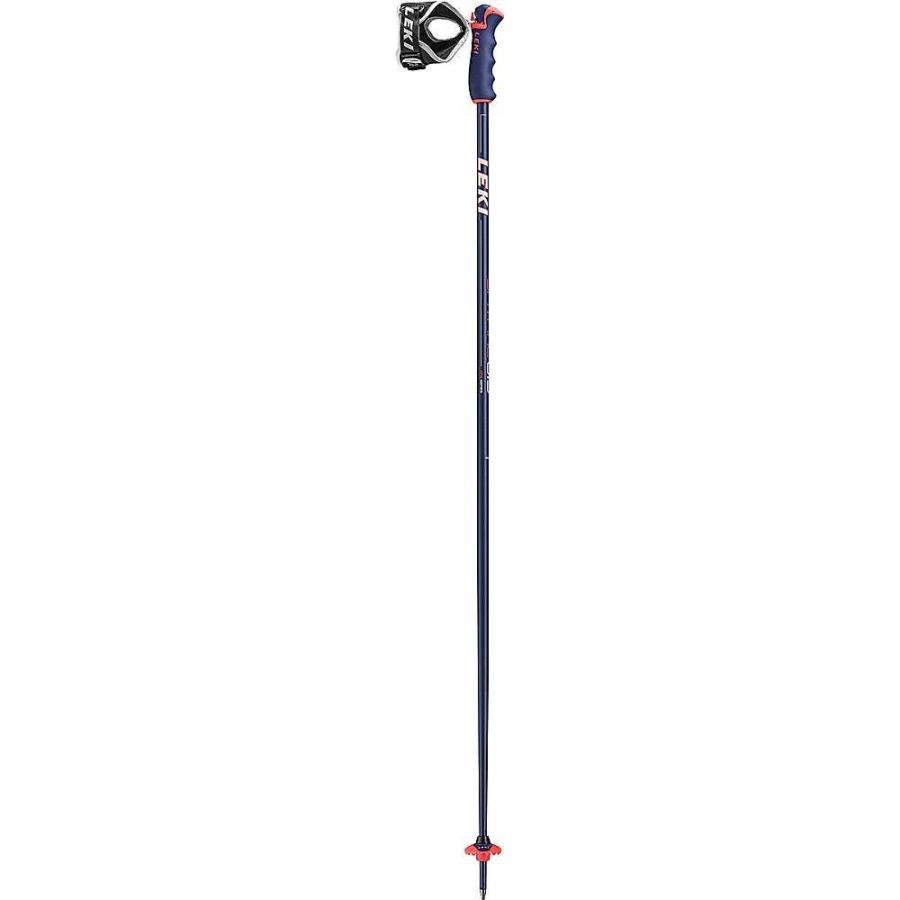 感謝の声続々! レキ Leki メンズ スキー・スノーボード ポール spitfire s pole Blue, GOGOSING ed074e7d