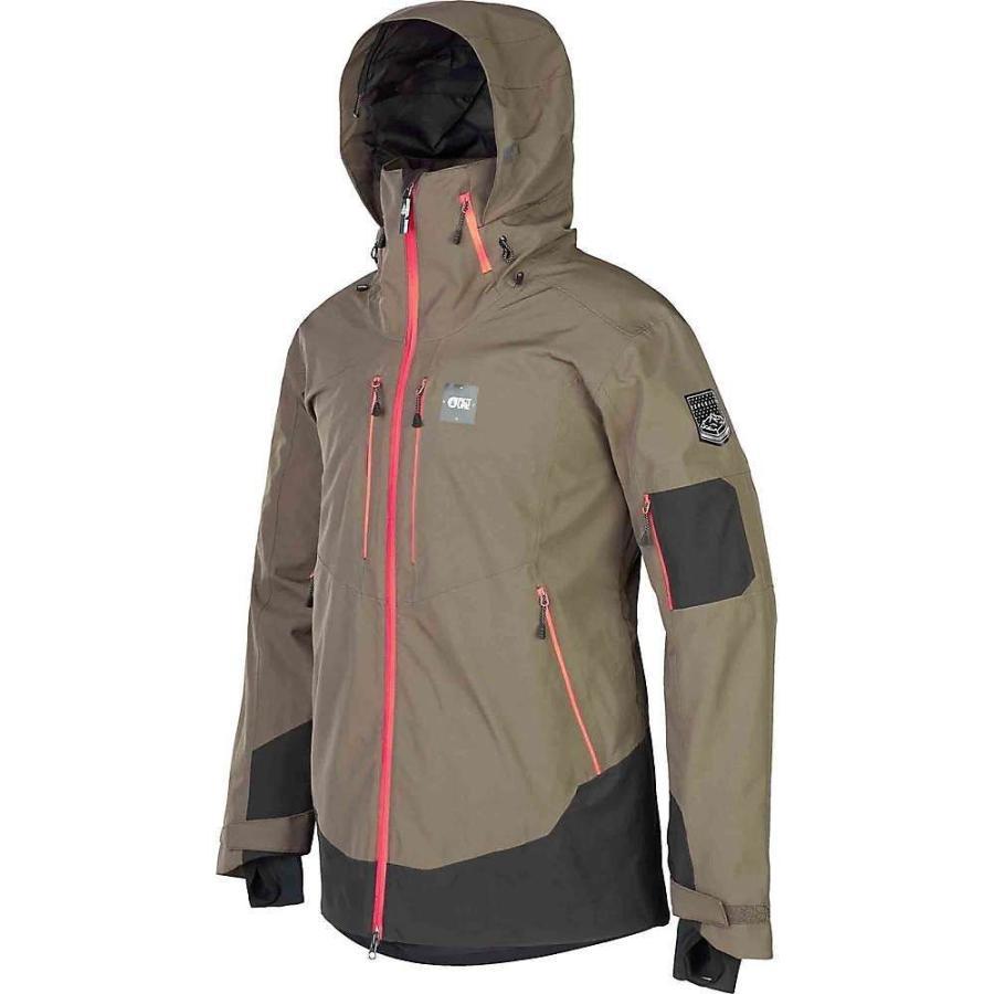 【大注目】 ピクチャー Picture メンズ スキー・スノーボード ジャケット アウター track jacket Dark Army Green, マチダシ 4ceb2c6e