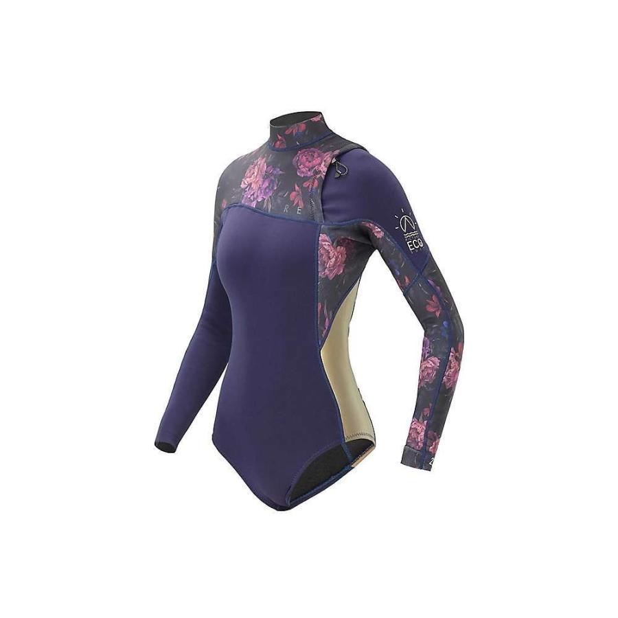 数量は多 ピクチャー Picture レディース ウェットスーツ 水着・ビーチウェア grace 2.2 ls springsuit Black Iris, 四季の郷温泉水 a40d804c