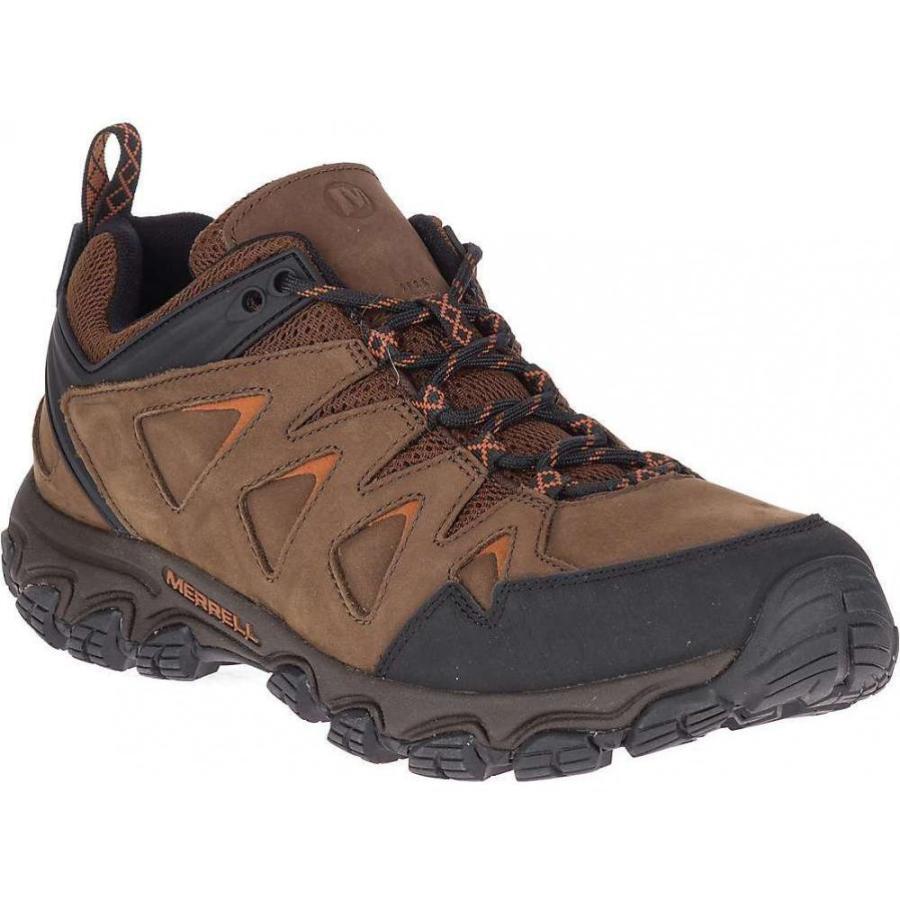 メレル Merrell メンズ ハイキング・登山 シューズ・靴 Pulsate 2 Leather Shoe Dark Earth