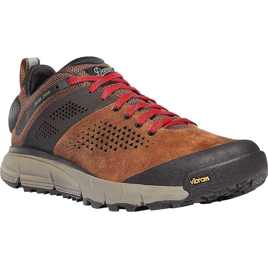 ダナー Danner メンズ シューズ・靴 ハイキング・登山 Trail 2650 Boot 褐色 赤