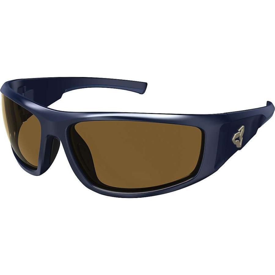 ライダーズ アイウェア Ryders Eyewear ユニセックス スポーツサングラス Howler Sunglasses 青/褐色