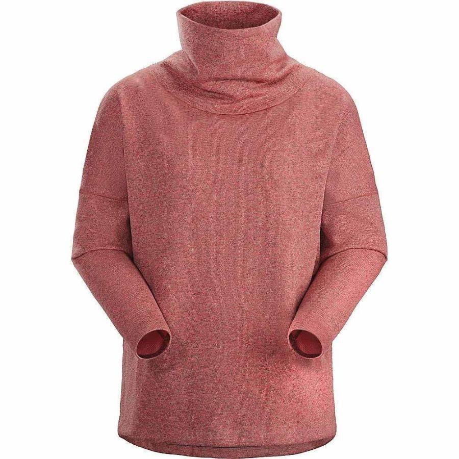 ウイスキー専門店 蔵人クロード アークテリクス Arcteryx レディース ニット・セーター トップス laina sweater Andesine Heather, WETSUITS FACTORY 8b3e71f2