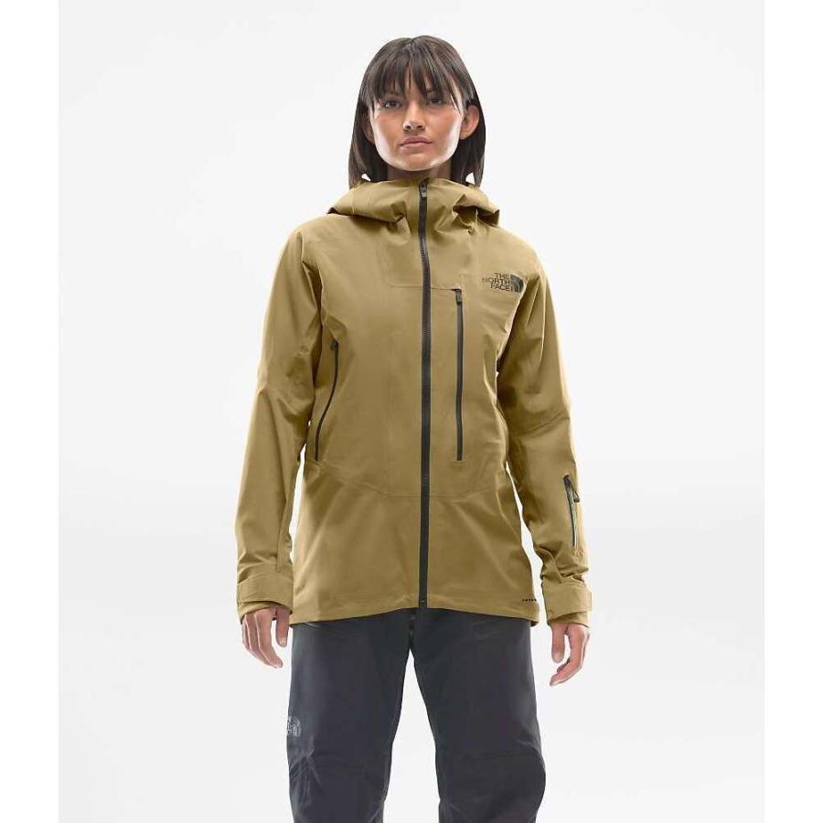 激安特価  ザ ノースフェイス The futurelight North Face レディース スキー・スノーボード ジャケット The freethinker アウター freethinker futurelight jacket British Khaki, ツルイムラ:3fe76e4a --- airmodconsu.dominiotemporario.com