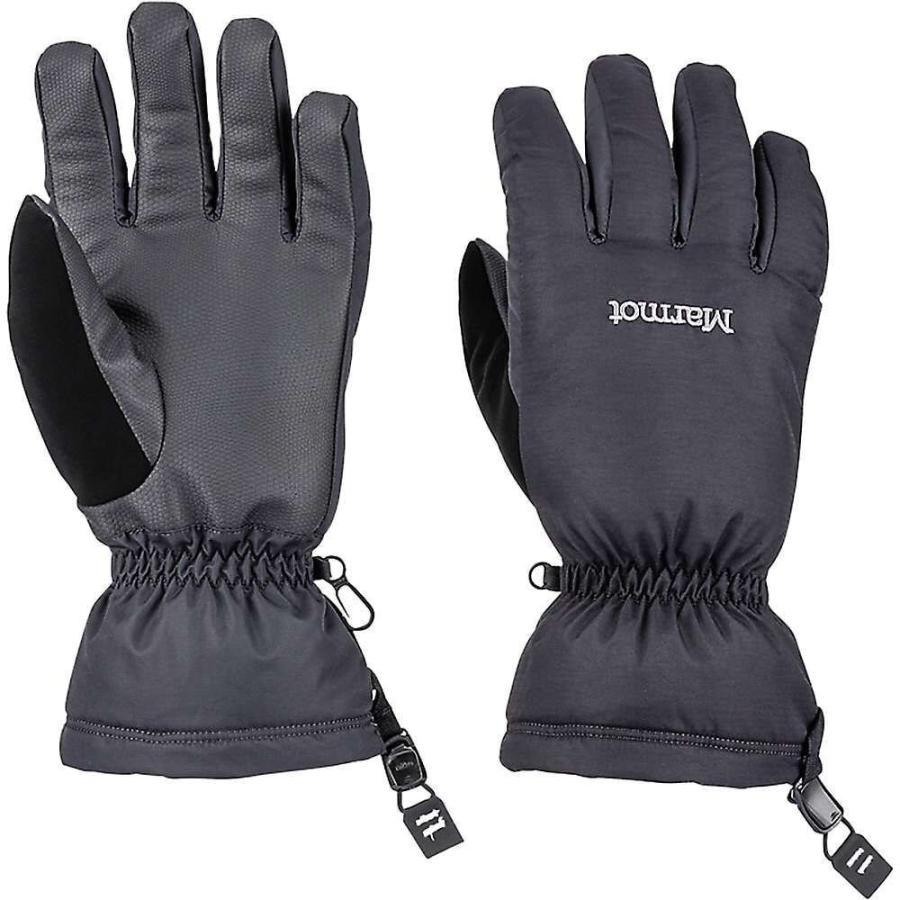 マーモット Marmot ユニセックス スキー・スノーボード グローブ On Piste Glove 黒