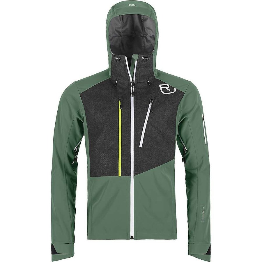 割引クーポン オルトボックス Ortovox メンズ スキー Green・スノーボード ジャケット アウター アウター Ortovox Pordoi Jacket Green Forest, 取手市:b3f8f80b --- airmodconsu.dominiotemporario.com