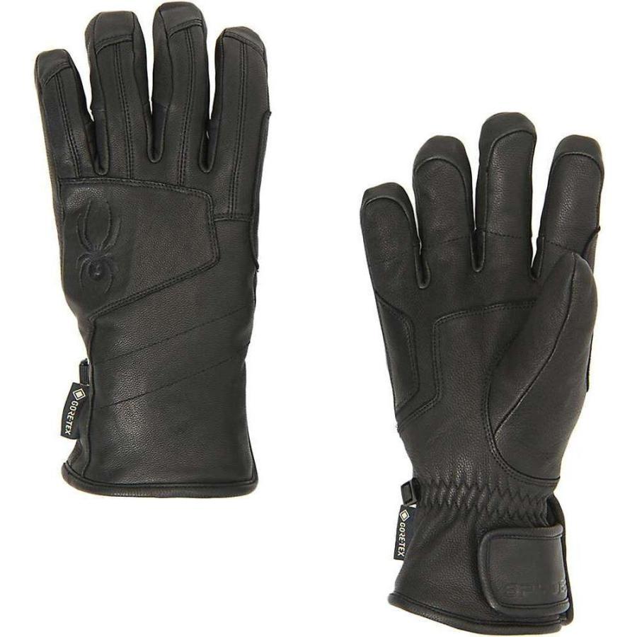 スパイダー Spyder メンズ スキー・スノーボード グローブ Turret GTX Ski Glove 黒