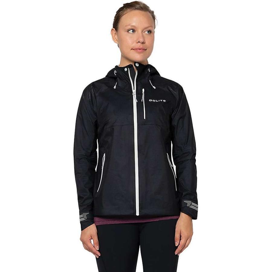 ゴーライト GoLite レディース アウター ランニング・ウォーキング Pinnacle Pro Jacket 黒