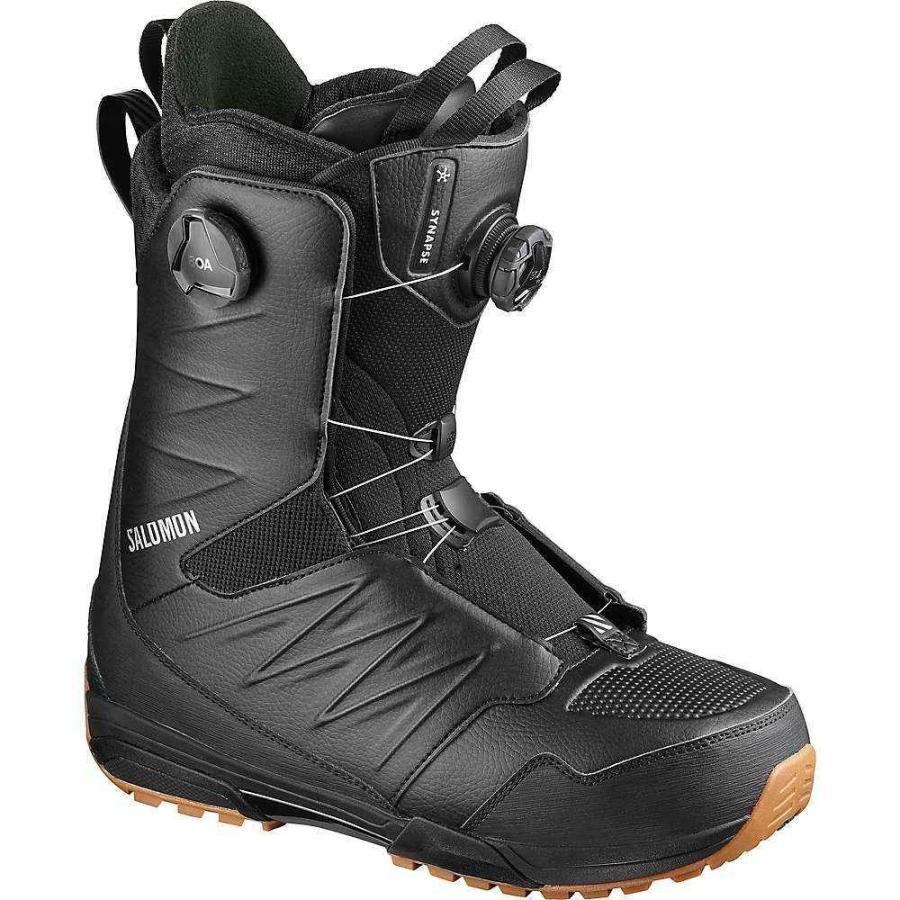 サロモン Salomon メンズ シューズ・靴 スキー・スノーボード Synapse Focus BOA Snowboard Boot 黒