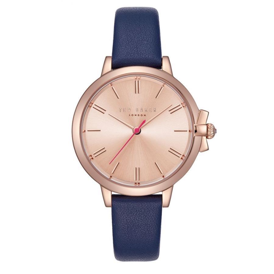 最終値下げ テッドベーカー blue TED BAKER レディース テッドベーカー 腕時計 Ted レディース Baker TE50267004 Ruth blue, 東山堂:5e34d3e0 --- chizeng.com