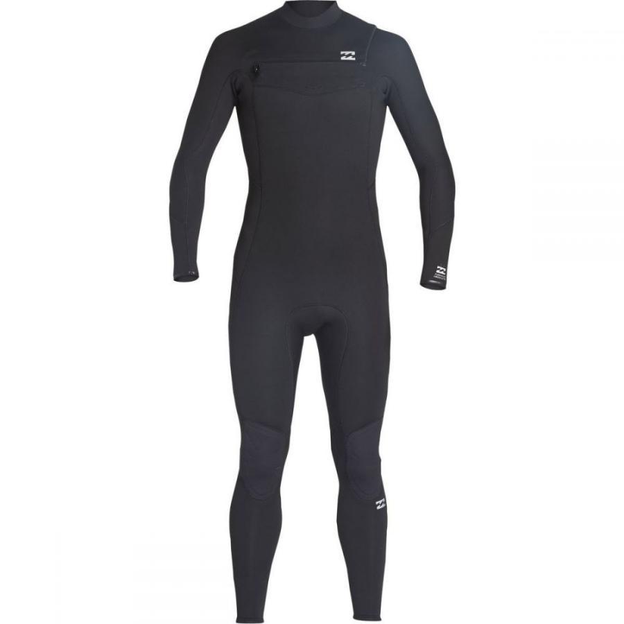 2019公式店舗 ビラボン Billabong メンズ ウェットスーツ フルスーツ 水着・ビーチウェア 3/2mm Furnace Absolute Chest - Zip Full Wetsuit Black, KOUBO f8cc7133