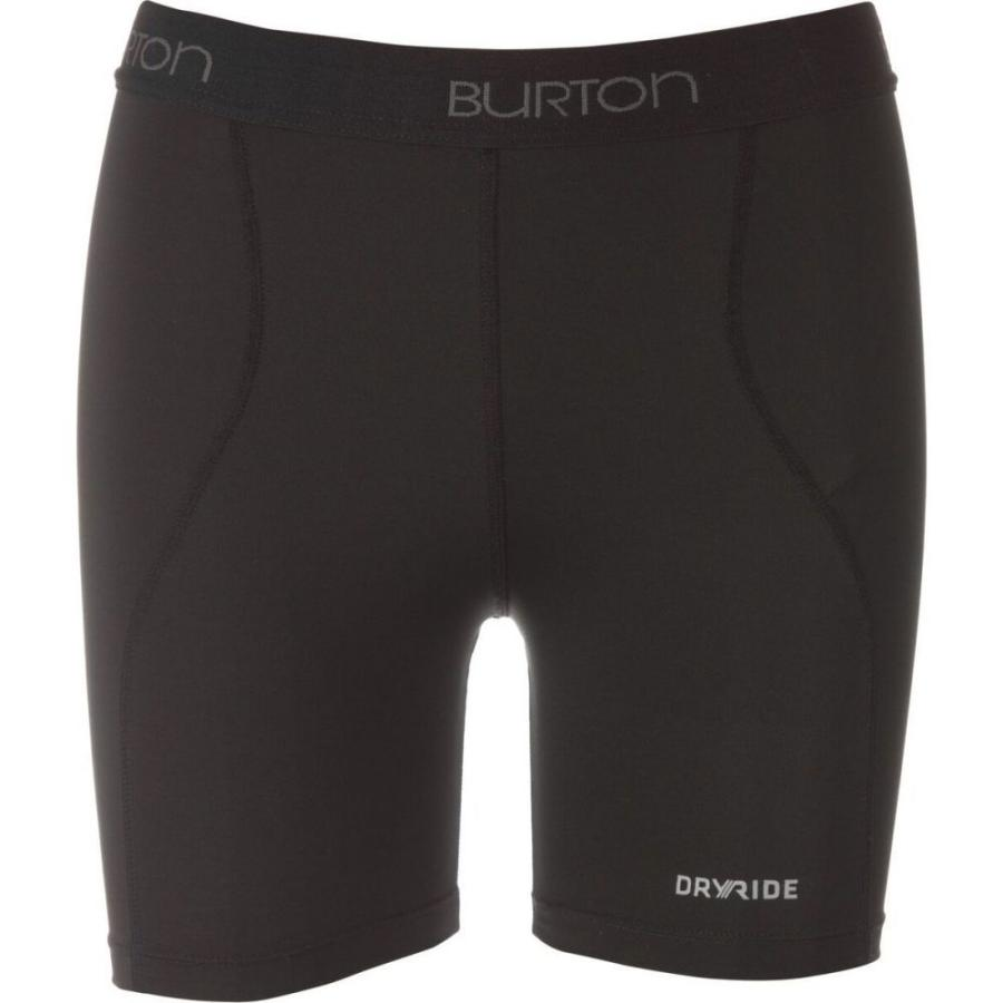 バートン Burton レディース スキー・スノーボード ボトムス・パンツ Luna Short True 黒