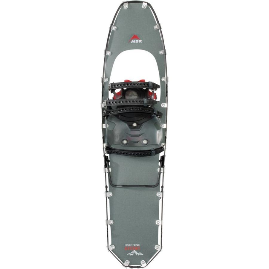 エムエスアール メンズ シューズ・靴 スキー・スノーボード Lightning Ascent Snowshoes 黒
