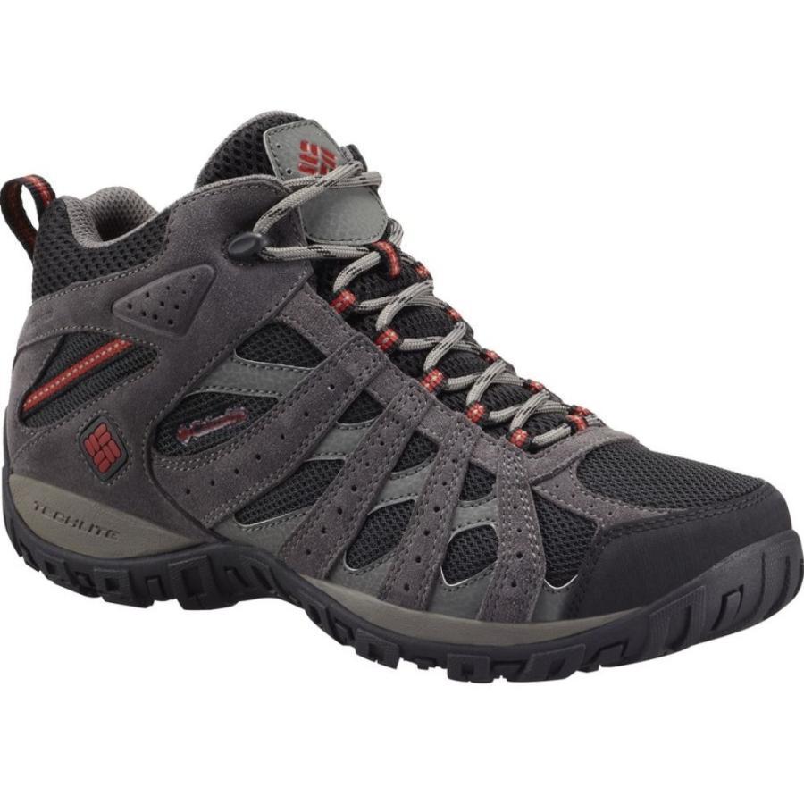 コロンビア Columbia メンズ 登山 シューズ・靴 赤mond Mid Waterproof Hiking Boot 黒/Gypsy