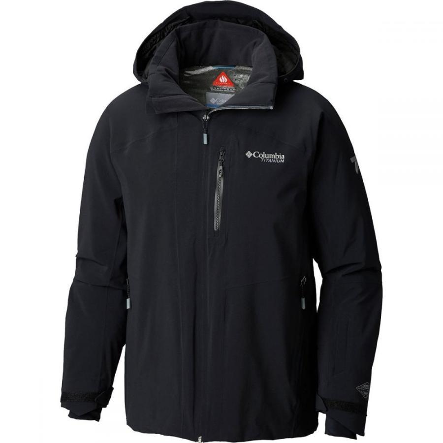 コロンビア Columbia メンズ スキー・スノーボード ジャケット アウター snow rival jacket Black