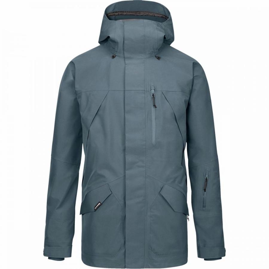贅沢屋の ダカイン Slate DAKINE メンズ スキー・スノーボード ダカイン ジャケット アウター Sawtooth メンズ Gore - Tex 3L Jacket Dark Slate, ツムラウェブショップ:a5780995 --- airmodconsu.dominiotemporario.com