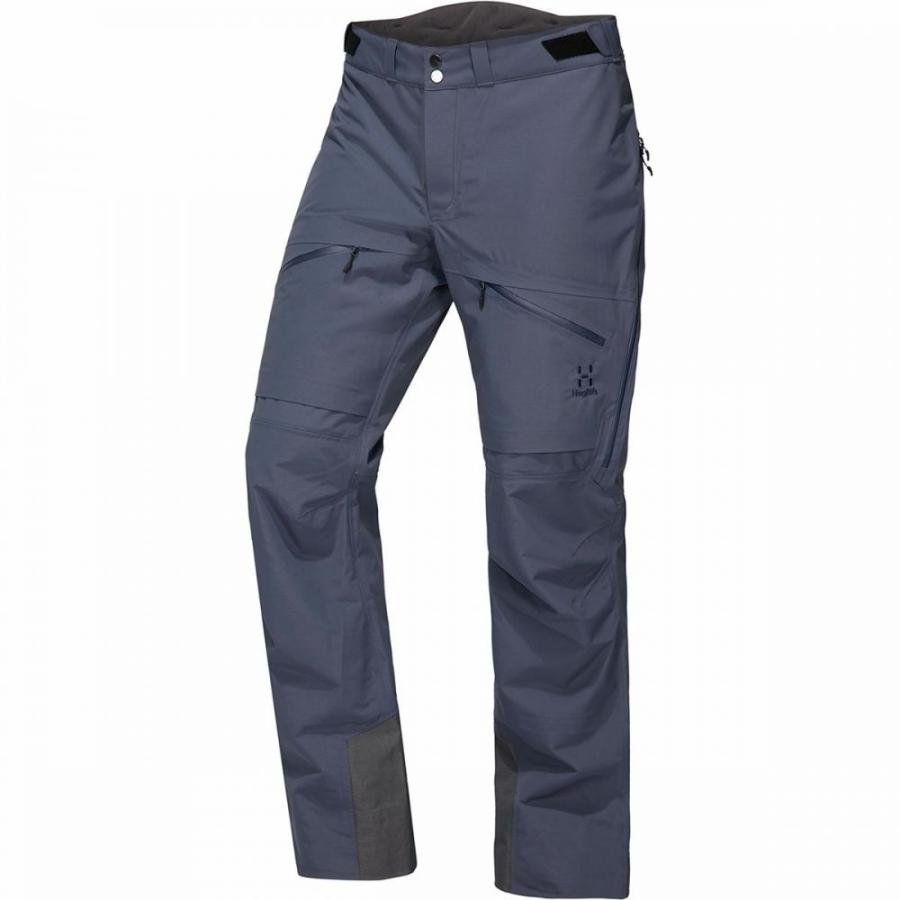 ホグロフス Haglofs メンズ スキー・スノーボード ボトムス・パンツ nengal 3l proof pant Dense Blue