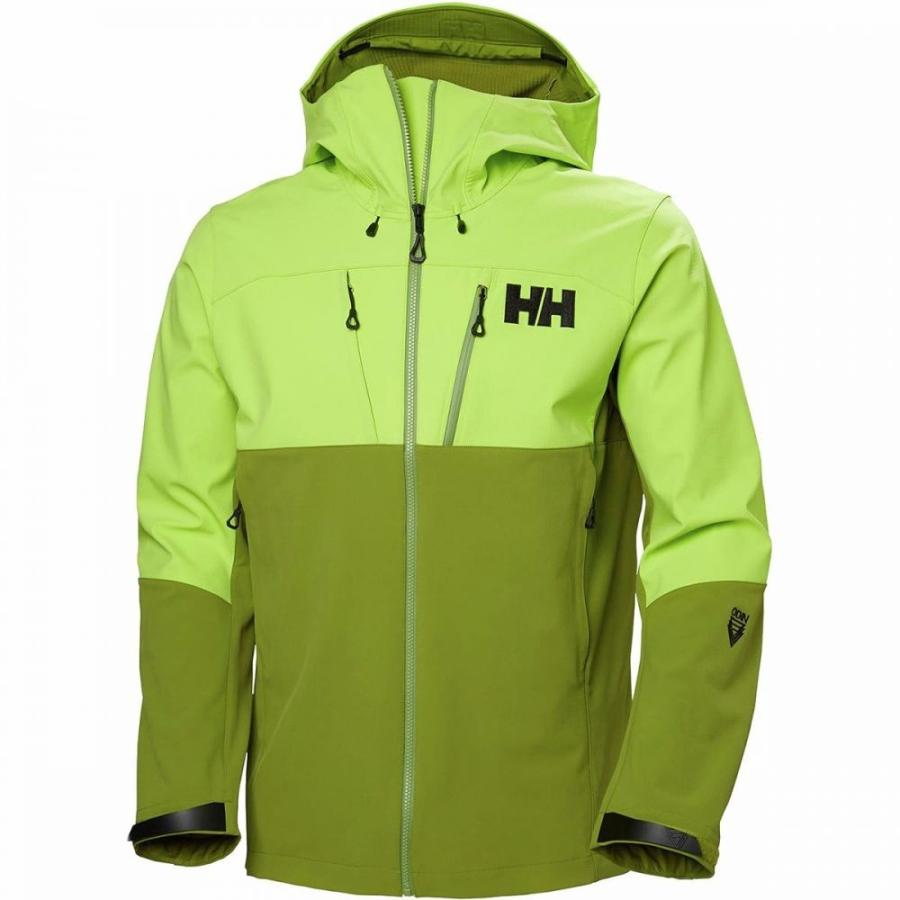 日本初の ヘリーハンセン Helly Hansen メンズ スキー・スノーボード マウンテンジャケット ソフトシェルジャケット アウター Odin Mountain Softshell Jacket, コユグン 63546e7c