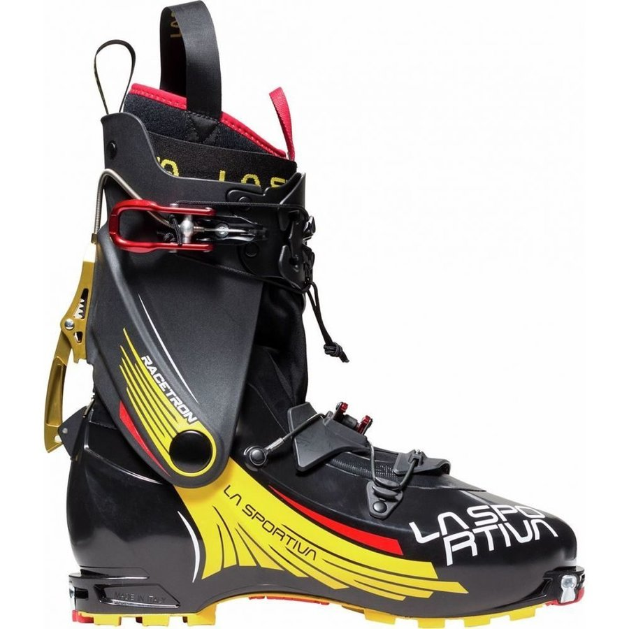 【新発売】 ラスポルティバ La Sportiva Black/Yellow レディース ブーツ スキー・スノーボード Boot ブーツ シューズ・靴 Racetron Alpine Touring Boot Black/Yellow, ワンダープライス:f32deb0e --- airmodconsu.dominiotemporario.com