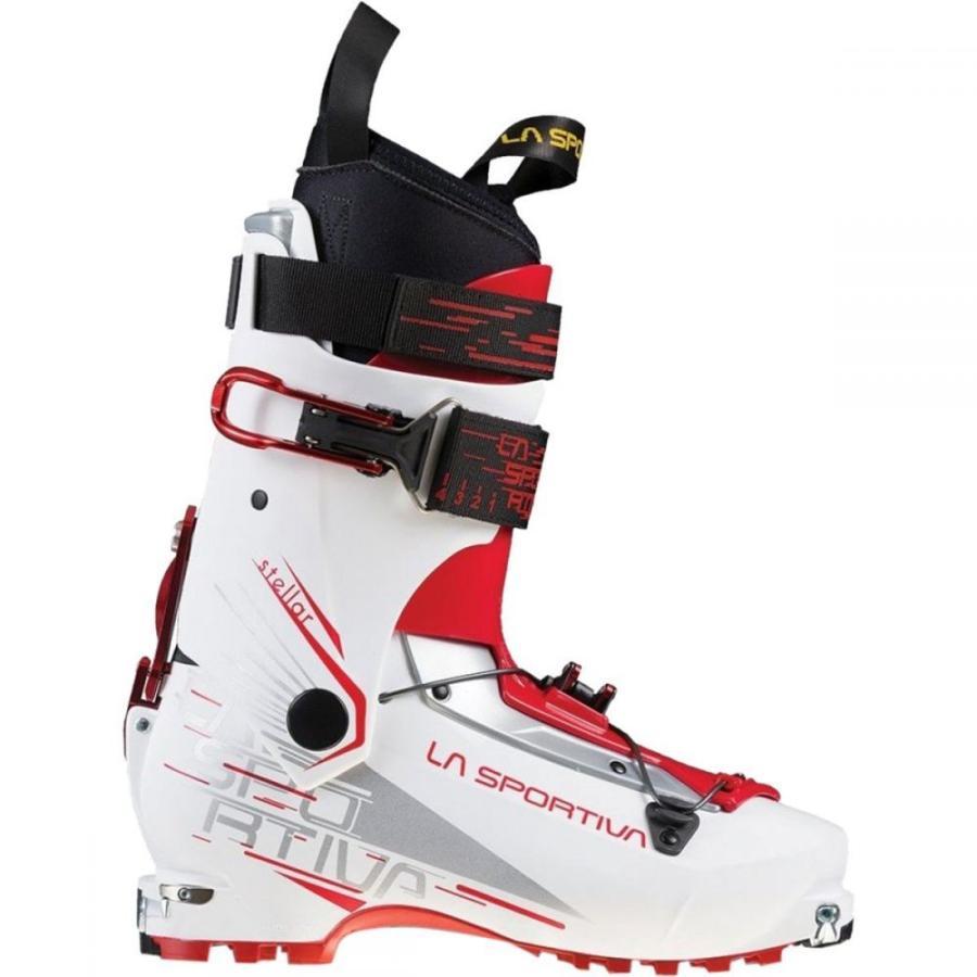 【誠実】 ラスポルティバ Touring La Alpine Sportiva レディース シューズ・靴 スキー・スノーボード ブーツ シューズ・靴 Stellar Alpine Touring Boot White/Garnet, 吾妻町:50a87e58 --- airmodconsu.dominiotemporario.com