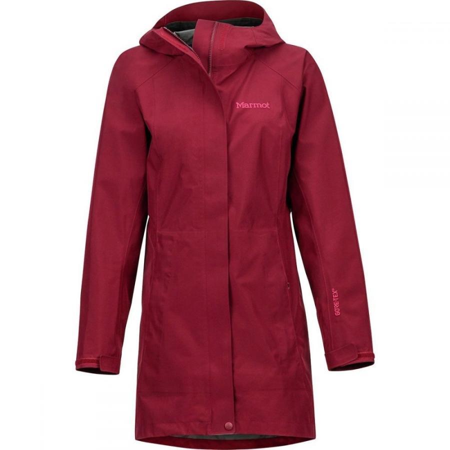 人気沸騰ブラドン マーモット Jacket Marmot レディース レインコート アウター Essential アウター Jacket Claret Claret, 那珂郡:b74b556f --- chizeng.com