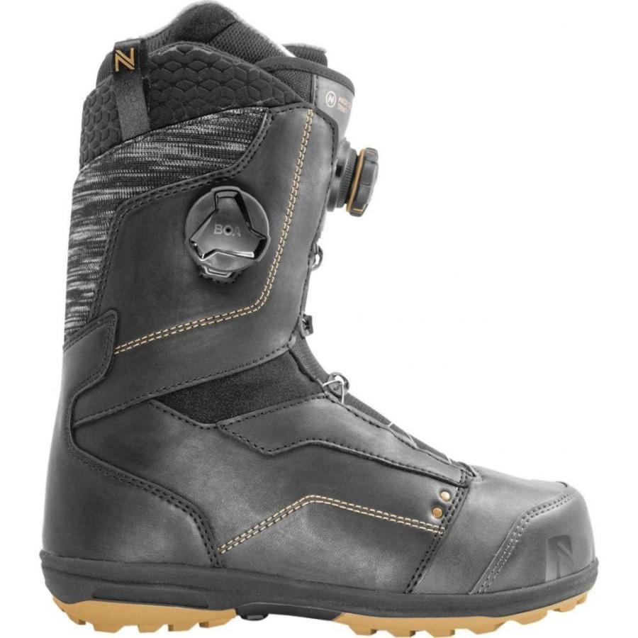 人気定番 ニデッカー Nidecker レディース スキー・スノーボード ブーツ シューズ・靴 Trinity Boa Focus Snoaboard Boot Black, 田野町 34f3776b