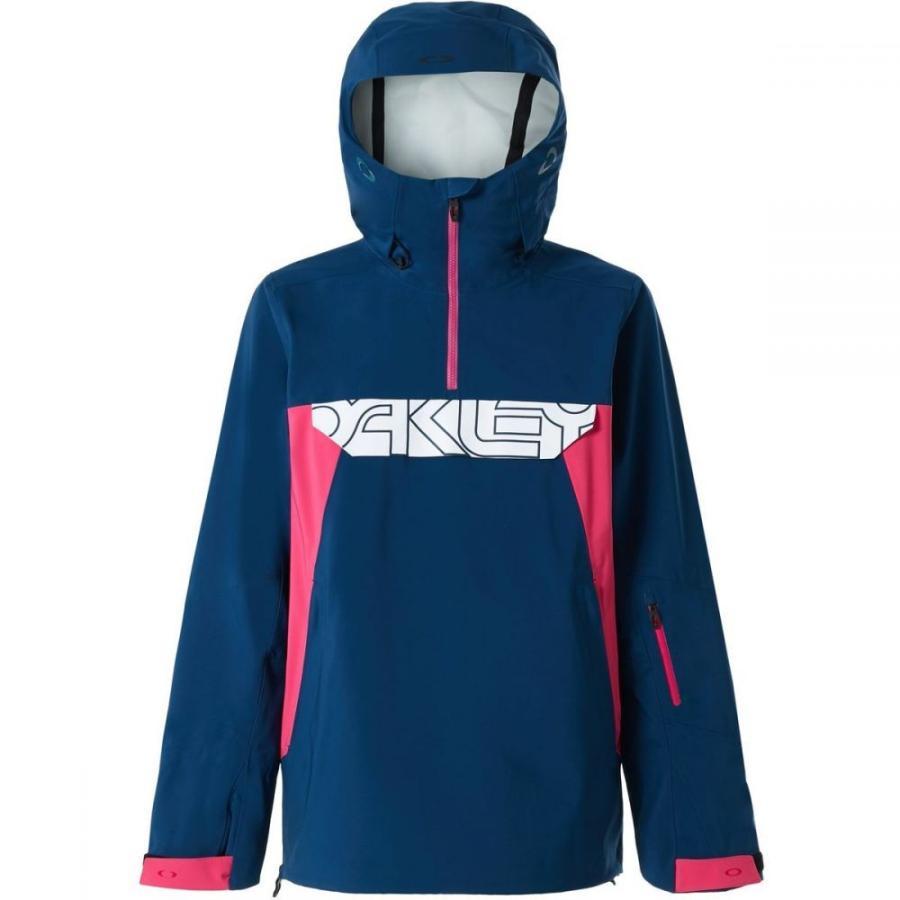 オークリー Oakley メンズ スキー・スノーボード シェルジャケット ジャケット アウター 黒 forest 2.0 shell 3l 15k jacket Poseidon