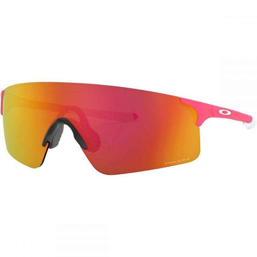 オークリー Oakley レディース スポーツサングラス evzero blades prizm sunglasses Matte Neon ピンク/PRIZM Ruby