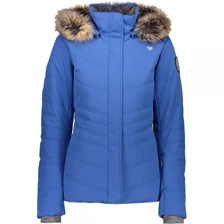 オバマイヤー Obermeyer レディース スキー・スノーボード ジャケット アウター Tuscany II Insulated Jacket Azure